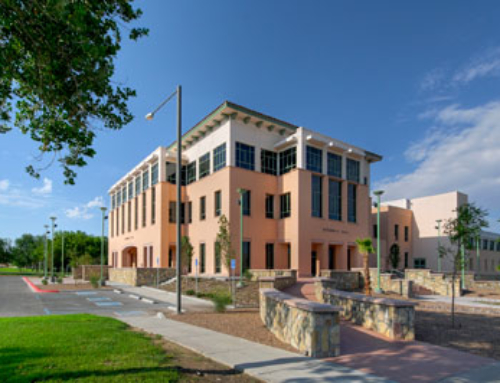 New Mexico State University – O'Donnell Hall