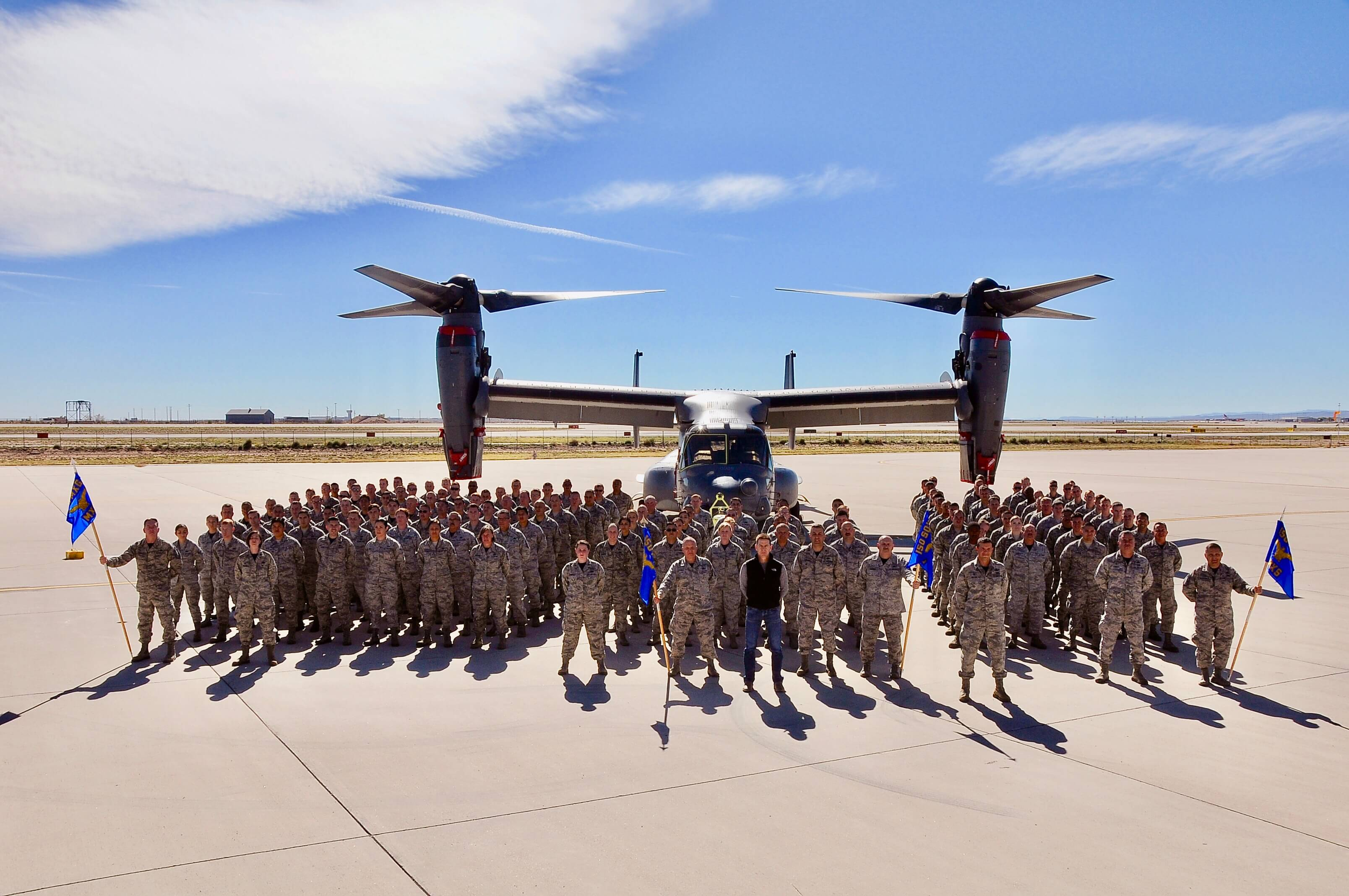 NM Air National Guard Group Photo